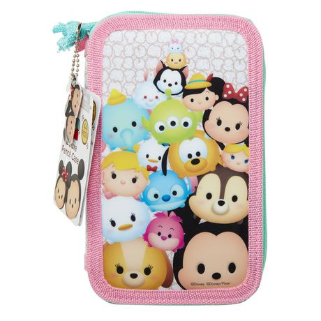 Disney Tsum Tsum Deluxe Pencil Cast set