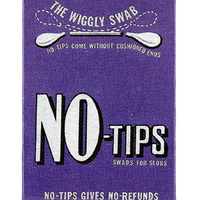Wacky Packages Minis - No Tips (plus 4 Mystery) - Series 2 close up