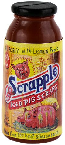 Wacky Packages Minis - Scrapple (plus 4 Mystery) - Series 2