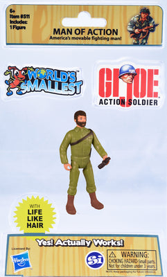 World's Smallest - G.I. Joe Action Soldier