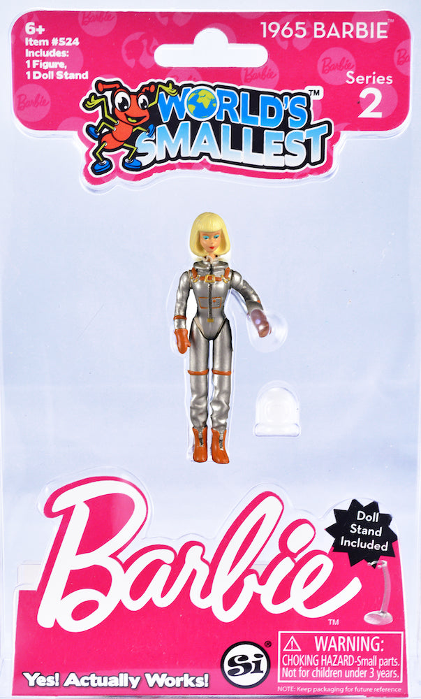 World's Smallest 1965 Barbie - Series 2