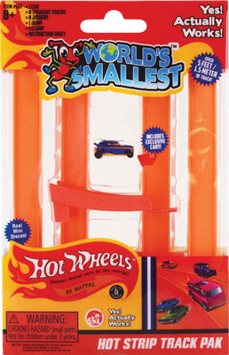 World's Smallest Hot Wheels - Hot Strip Track Pak