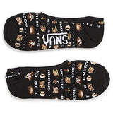 Vans Nintendo Canoodle Zelda No Show Socks Shoes - GBundle