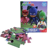 Pj Masks 46 Pieces Floor Puzzle ... - GBundle