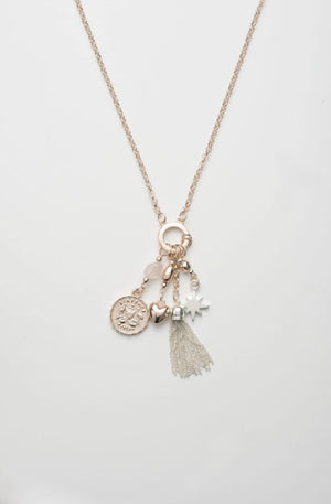 STILEN MITZI ROSE NECKLACE - 13186