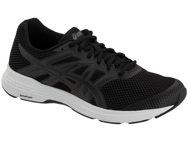 5ae066b3294 ASICS MEN'S GEL-EXALT 5 BLACK RUNNING SHOES – INSPORT