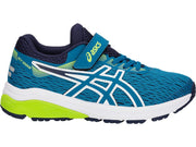 ASICS Junior GT-1000 7 PS Race Blue Running Shoes (11K-3) - INSPORT
