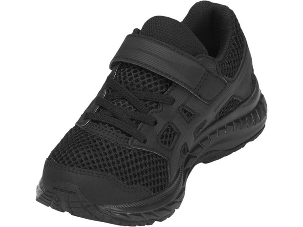 ASICS KID'S CONTEND 5 PS BLACK SHOES