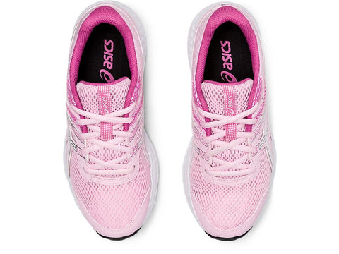ASICS JUNIOR GEL-CONTEND 6 GS PINK RUNNING SHOES