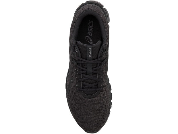 ASICS MEN'S GEL-QUANTUM 90 BLACK RUNNING SHOE