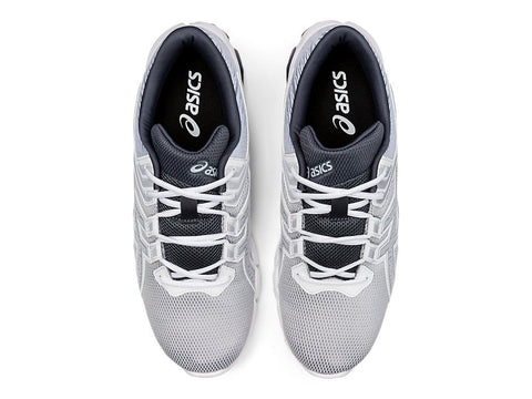 ASICS MEN'S GEL-QUANTUM 90™ 2 WHITE RUNNING SHOES