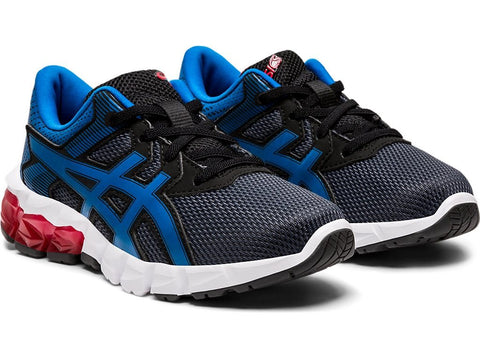 ASICS TODDLER'S GEL-QUANTUM 90™ 2 BLUE RUNNING SHOES