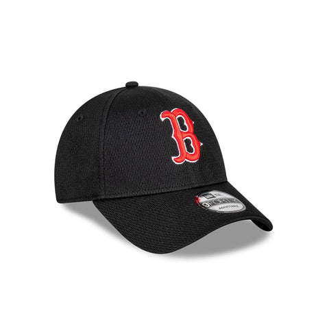 NEW ERA BOSTON RED SOX 9FORTY BLACK CAP