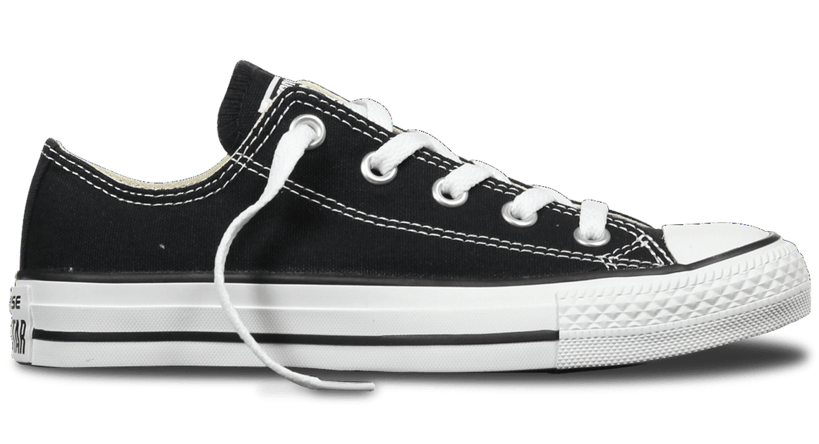 a0a63939d021 CONVERSE CHUCK TAYLOR ALL STAR LOW TOP BLACK – INSPORT