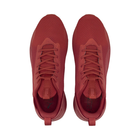 PUMA MEN'S SOFTRIDE RIFT RED SHOES