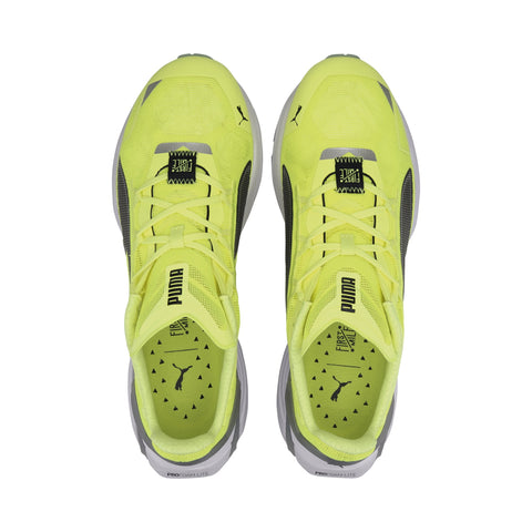 PUMA MEN'S ULTRARIDE XTREME YELLOW RUNNING SHOE