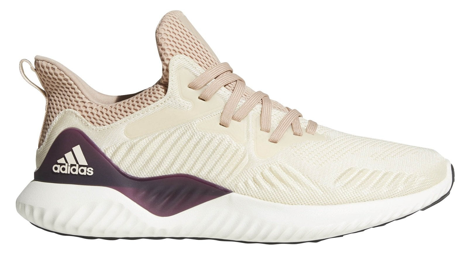 ADIDAS WOMEN RUNNING ALPHABOUNCE BEYOND ECRU SHOES