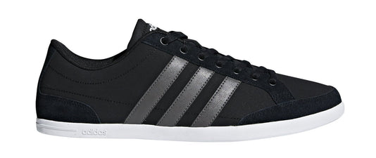 6f4fc2d4d6a ADIDAS MEN S CAFLAIRE BLACK GREY CASUAL SHOES - INSPORT