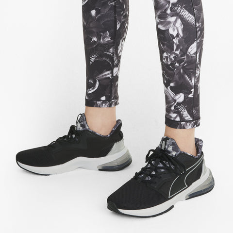 PUMA WOMEN'S UP XT BLACK SHOES