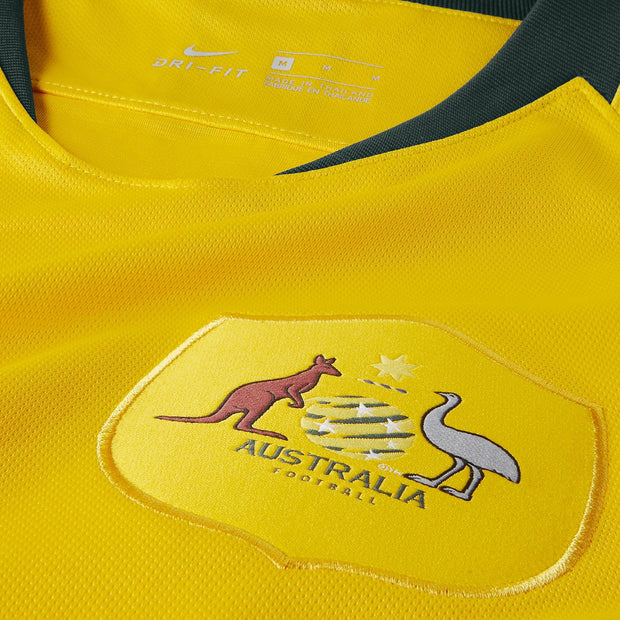 NIKE MEN'S FOOTBALL WORLD CUP 2018 AUSTRALIA STADIUM HOME JERSEY