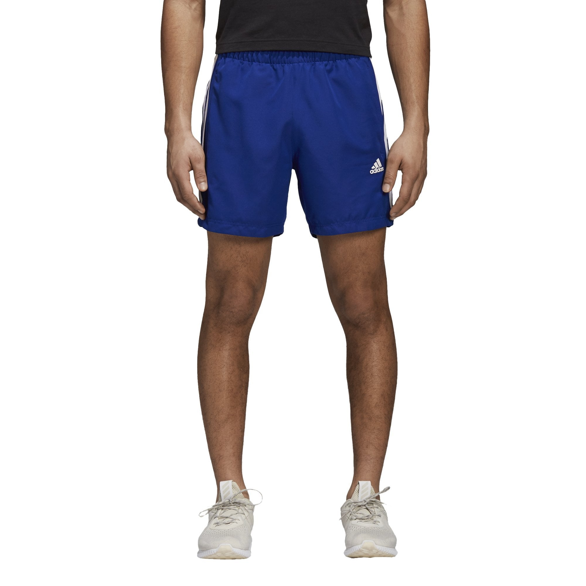 6be8cc26ef307 ADIDAS MEN S ESSENTIAL THREE STRIPE CHELSEA INK SHORTS – INSPORT