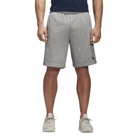 ELLESSE MEN'S NOLI FLEECE GREY SHORTS