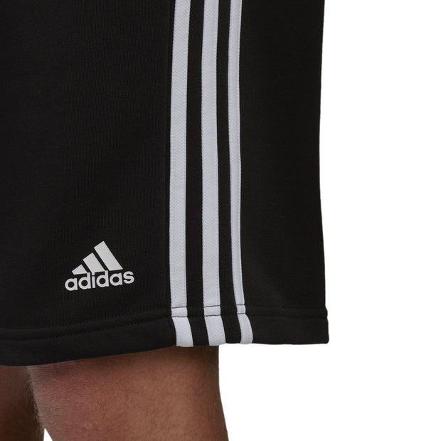 ADIDAS MEN'S ESSENTIAL 3 STRIPE FT SHORTS - INSPORT