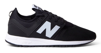 NEW BALANCE MEN'S CLASSIC 247 BLACK SHOES