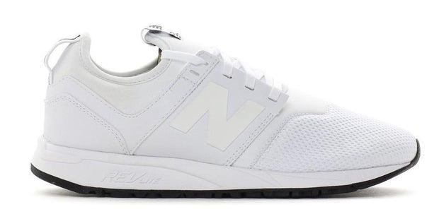 NEW BALANCE WOMEN'S CLASSIC 247 WHITE SHOES