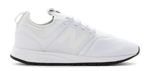 NEW BALANCE MEN'S CLASSIC 247 WHITE SHOES