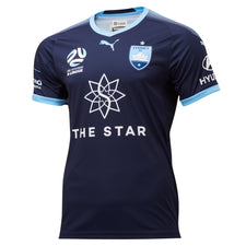 Puma Men's Sydney FC 18-19 Alternative Home Jersey