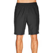 CHAMPION MEN'S DOUBLE DRY DEMAND BLACK SHORTS