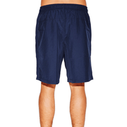 CHAMPION MEN'S DOUBLE DRY DEMAND NAVY SHORTS