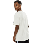 CHAMPION MEN'S SPORTY WHITE TEE