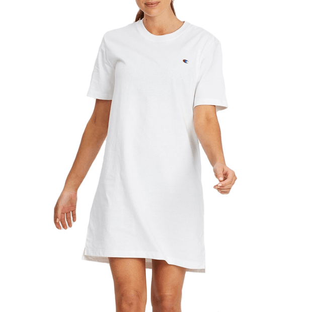 CHAMPION WOMEN'S ID COLLECTION WHITE DRESS