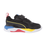 PUMA TODDLER'S X-RAY BLACK MEADOWLARK BLUE SHOES