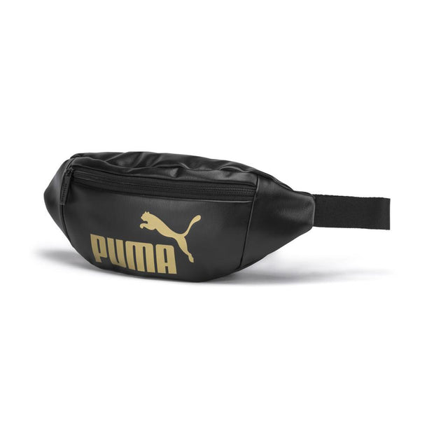 PUMA CORE UP BLACK GOLD WAIST BAG