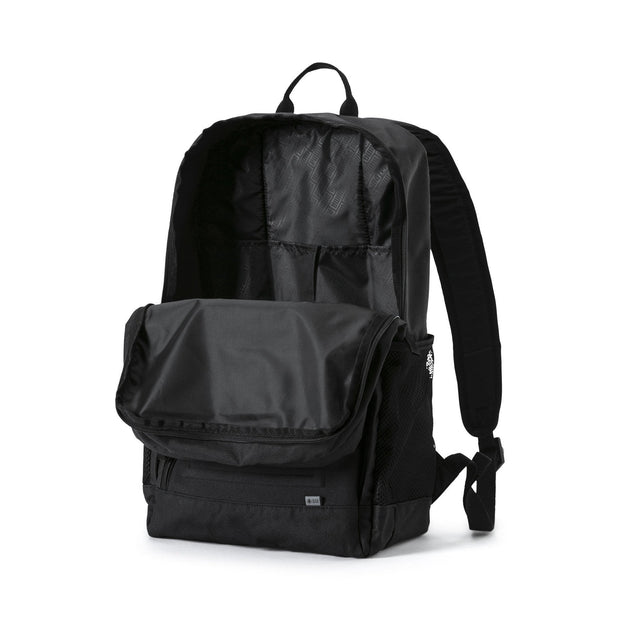 PUMA SQUARE BLACK BACKPACK