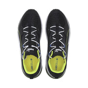 PUMA MEN'S LQDCELL HYDRA BLACK YELLOW SNEAKERS