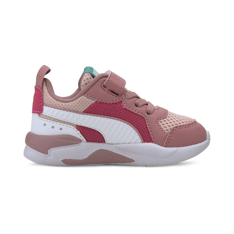 PUMA INFANT'S X-RAY AC PEACH SHOES