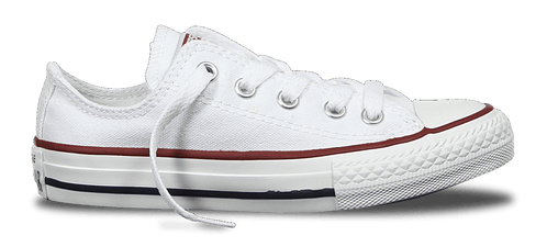 CONVERSE JUNIOR ALL STAR LOW TOP CASUAL SHOES