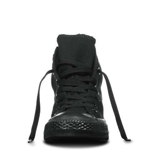 CONVERSE JUNIOR ALL STAR HIGH TOP TRIPLE BLACK SHOES