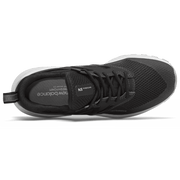 NEW BALANCE WOMEN'S 574 SPORT BLACK SNEAKERS