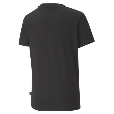 Puma Junior Rebel Bold Black Tee