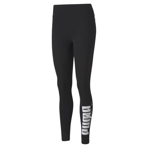PUMA WOMEN'S REBEL BLACK LEGGINGS