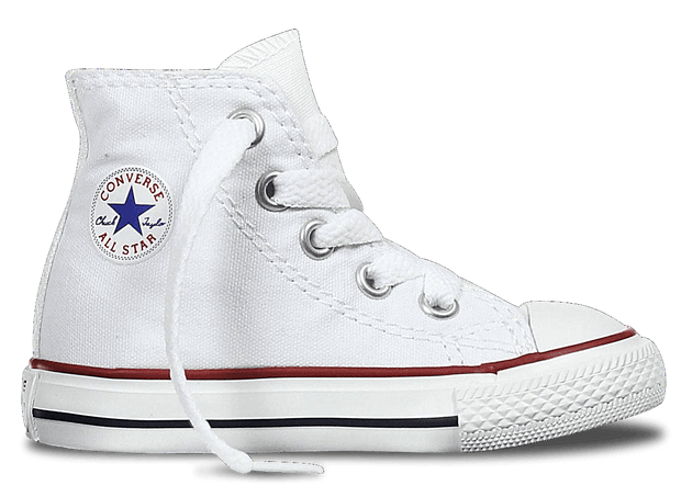 CONVERSE INFANTS CHUCKS HI TOP CASUAL SHOES - INSPORT