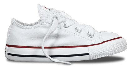 CONVERSE INFANT CHUCKS LOW TOP CASUAL SHOES