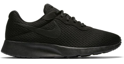 NIKE MEN'S TANJUN TRIPLE BLACK SHOE