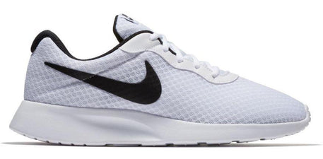NIKE MEN'S TANJUN WHITE SHOE