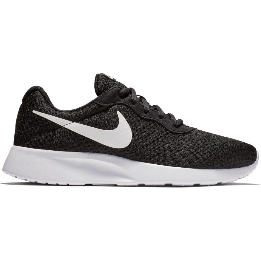new concept 3f70e 15dae NIKE WOMEN S TANJUN CASUAL BLACK WHITE SHOES